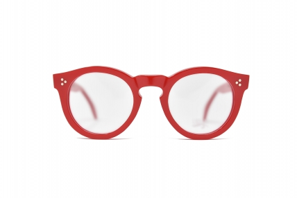 Occhiali PANTOS SOLID RED